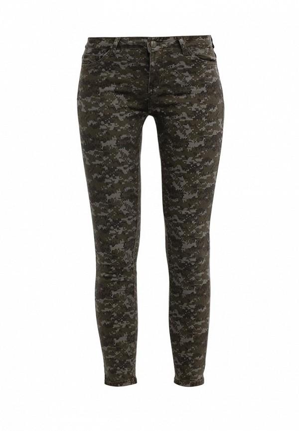 Зауженные джинсы Kiss Pink R18-B164
