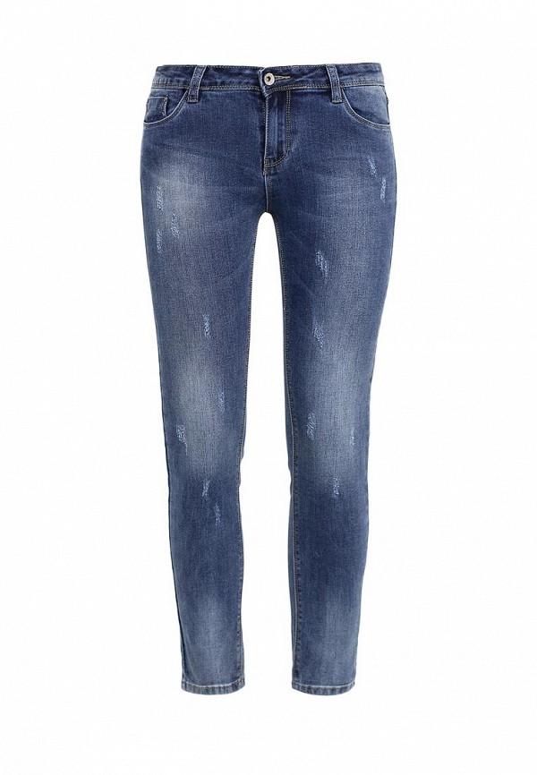 Зауженные джинсы Kiss Pink R18-BH6651