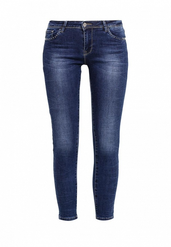 Зауженные джинсы Kiss Pink R18-BH6725
