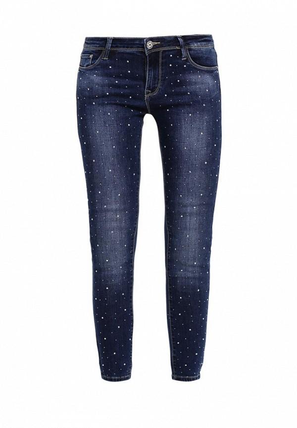 Зауженные джинсы Kiss Pink R18-BH6729