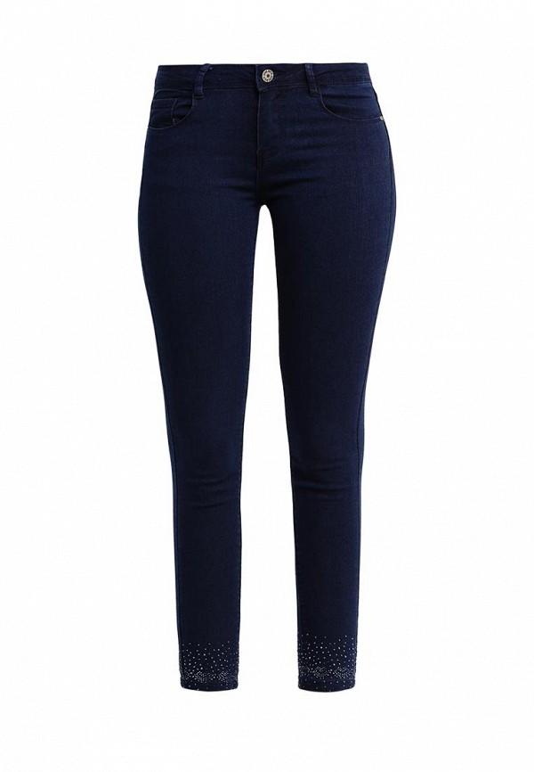 Зауженные джинсы Kiss Pink B002-LG930
