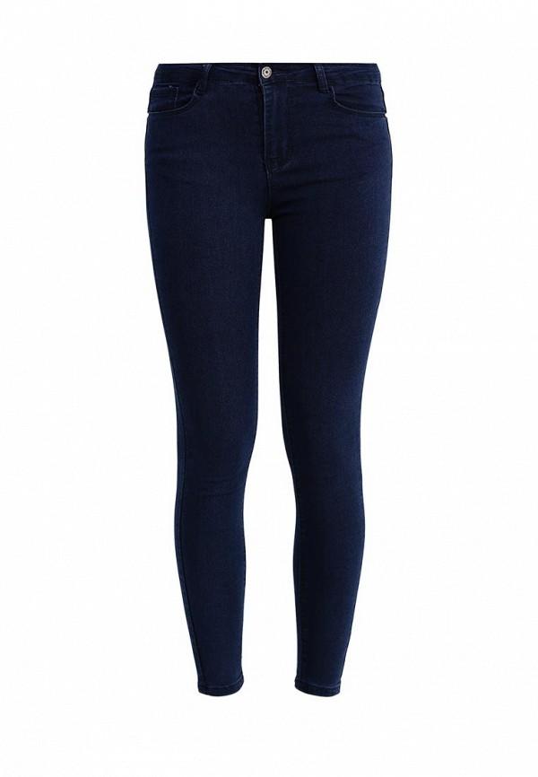 Зауженные джинсы Kiss Pink B002-LG955