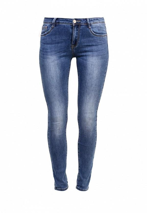 Зауженные джинсы Kiss Pink B002-BH6743