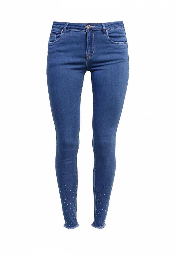 Зауженные джинсы Kiss Pink B002-BH6752