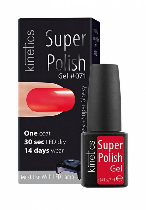 Гель-лак для ногтей Kinetics Kinetics KI015LWUNO99 лак для ногтей limoni professionail лак гель для ногтей нового поколения 99