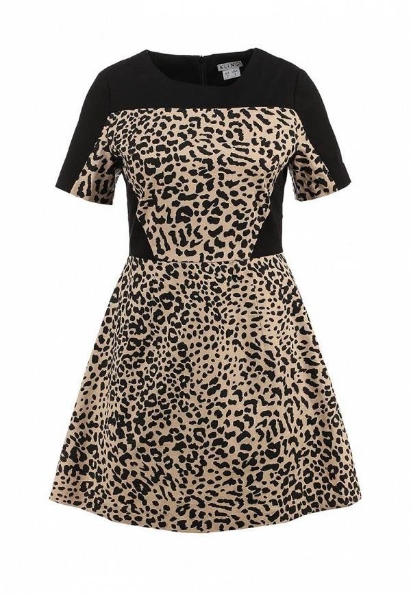 Платье-мини Kling SP15-073