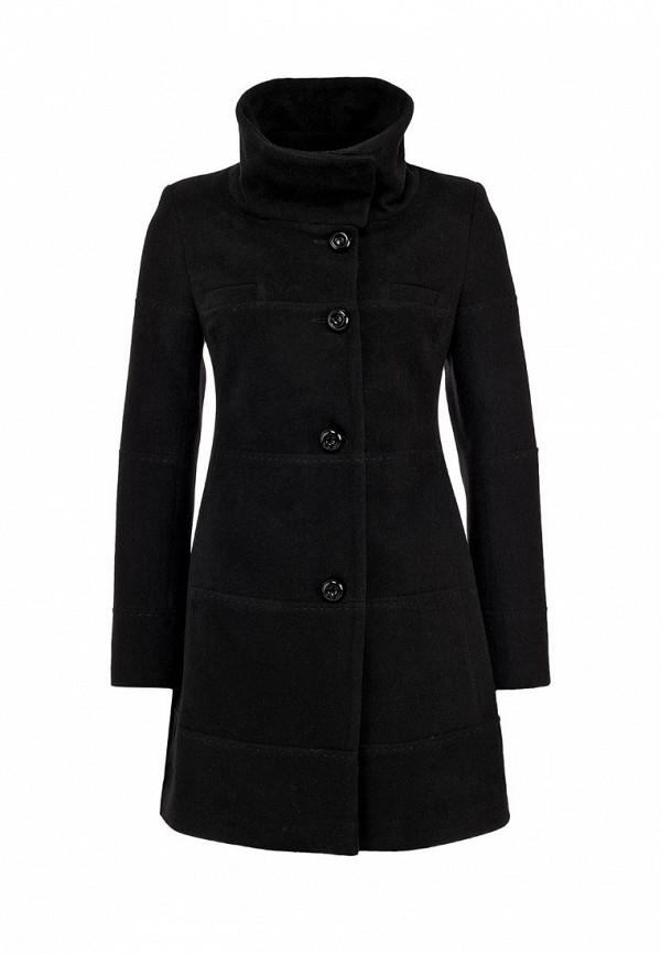 Пальто Klimini KL134EWJN245. Цвет: черный