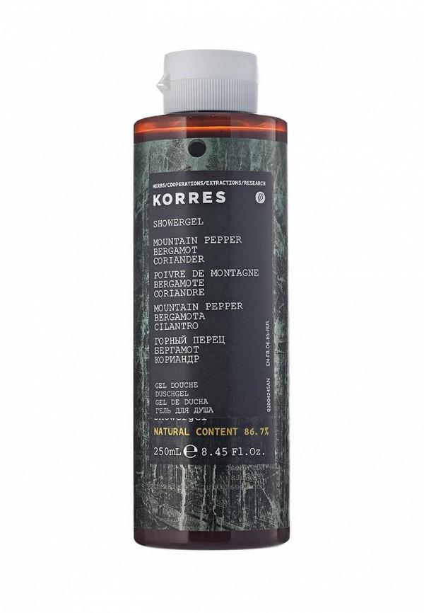 Гель для душа Korres Korres KO003LMDJJ02 korres