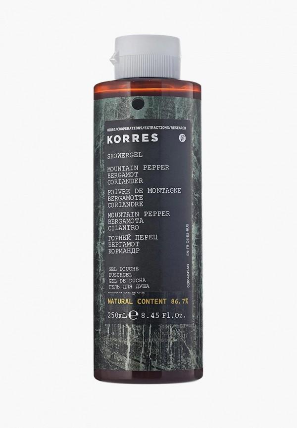 Гель для душа Korres Korres KO003LMDJJ02 гели korres гель для душа манго