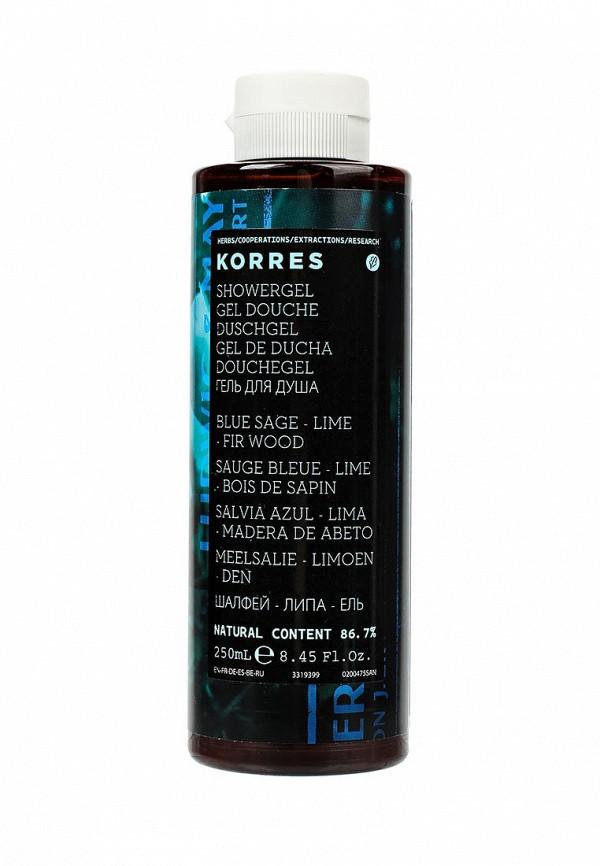 Гель для душа Korres Korres KO003LMIMG48 korres