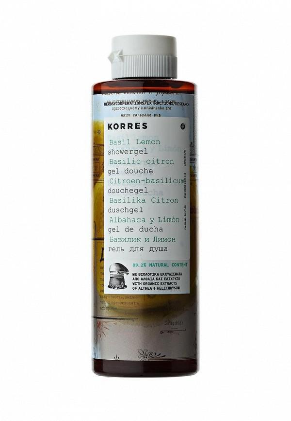 Гель для душа Korres Korres KO003LUCNC21 korres