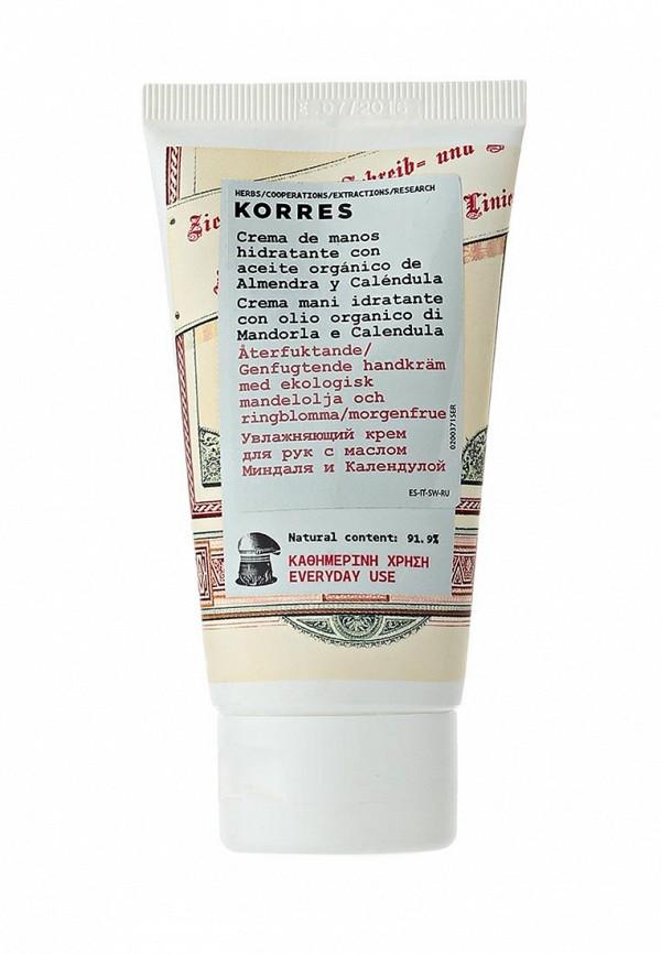Крем для рук Korres Korres KO003LUCNC37 korres
