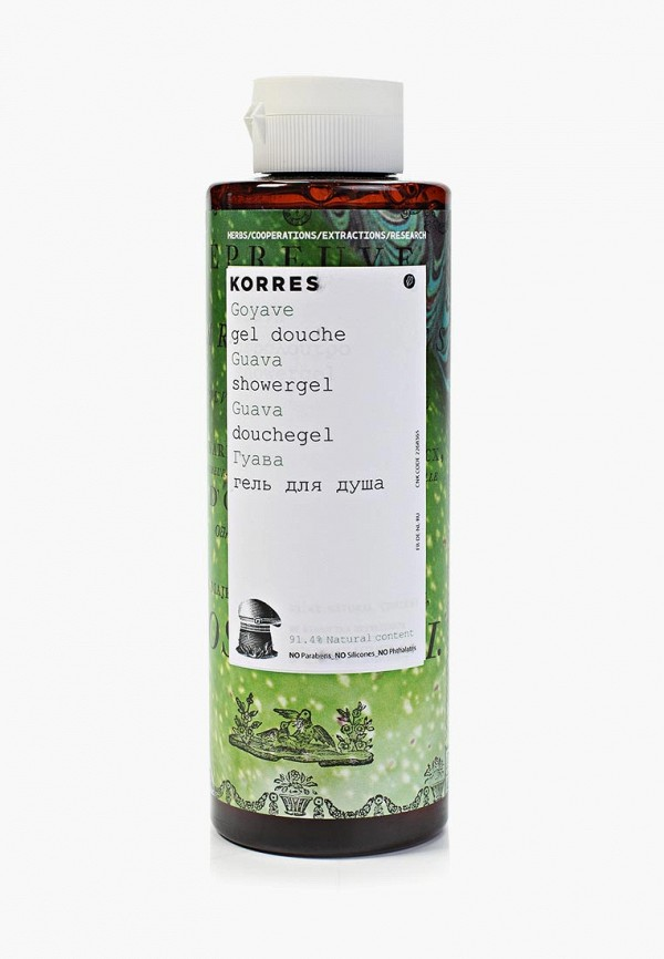 Гель для душа Korres Korres KO003LUEG179 гели korres гель для душа манго