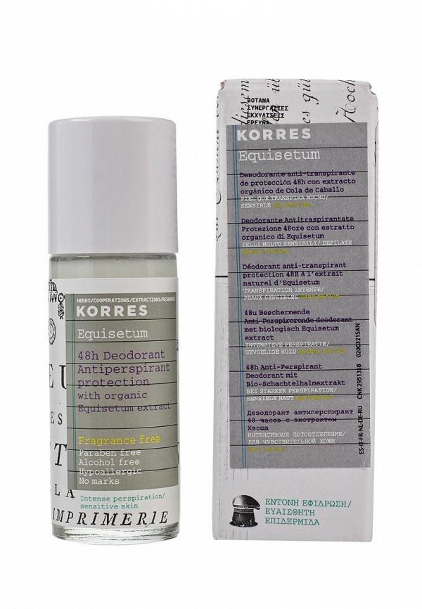 Дезодорант Korres Korres KO003LURFD71 цены онлайн
