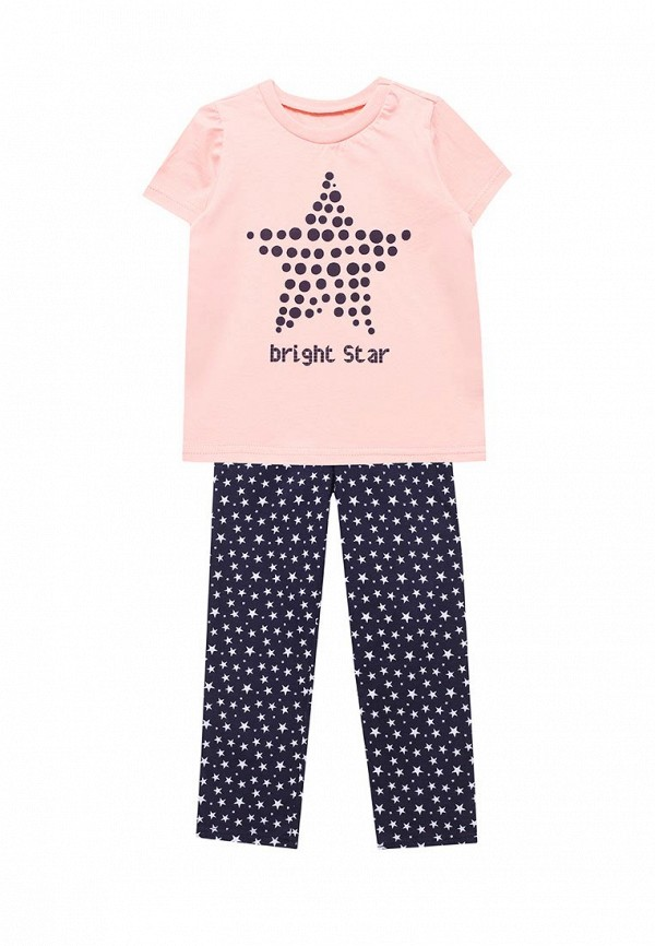 Пижама КотМарКот КотМарКот KO011EGASOJ7 пижама turen цвет розовый