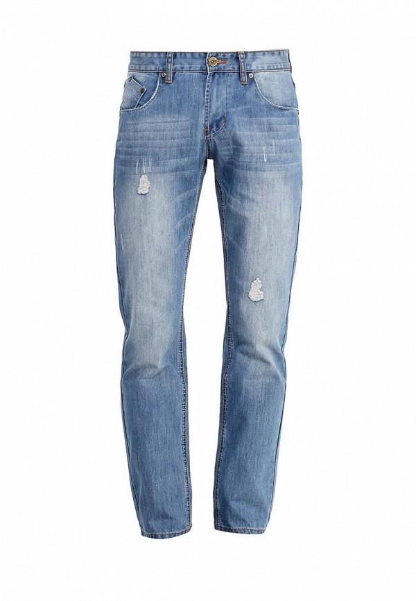 Мужские прямые джинсы Kruebeck 63820