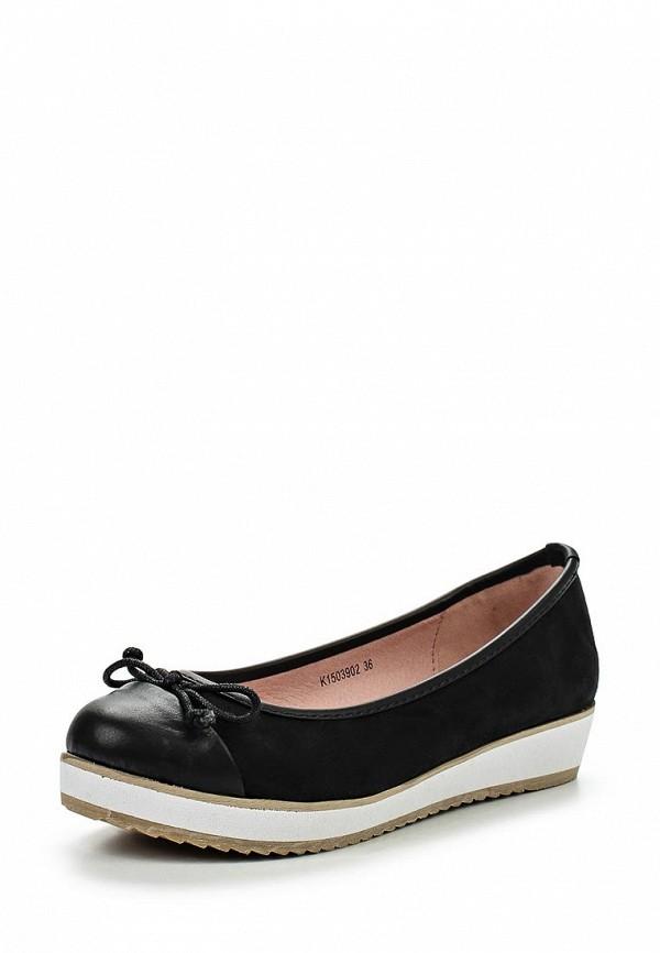 Туфли на плоской подошве Kylie K1503902