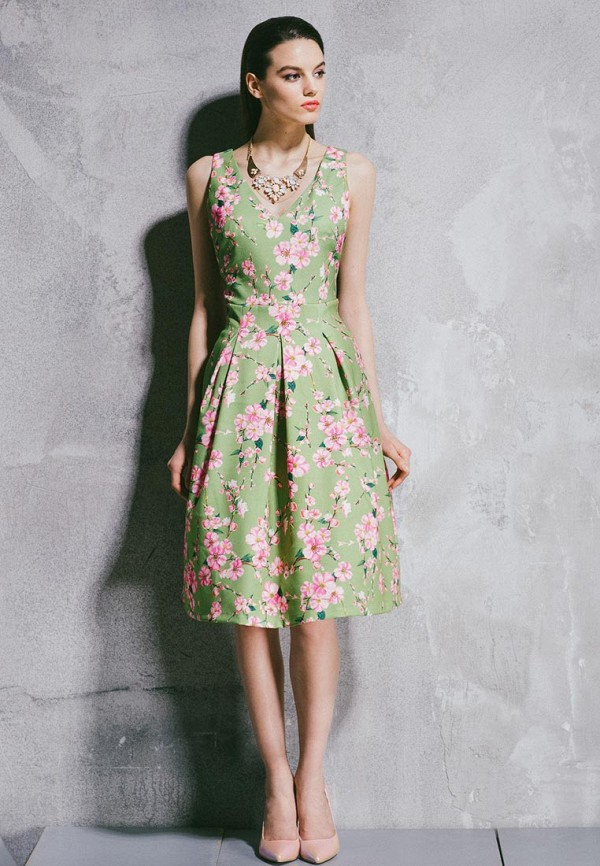 Платье-миди Lamania SS15LM0411