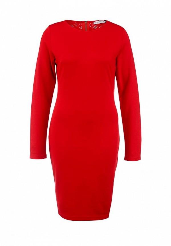 Платье-миди Lamania FW15LM10196