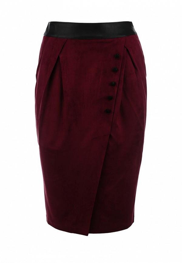 Узкая юбка Lamania FW15LM30029