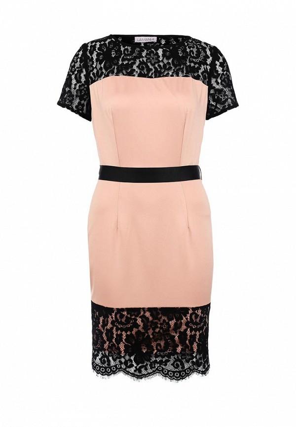 Платье-миди Lamania FW15LM10061