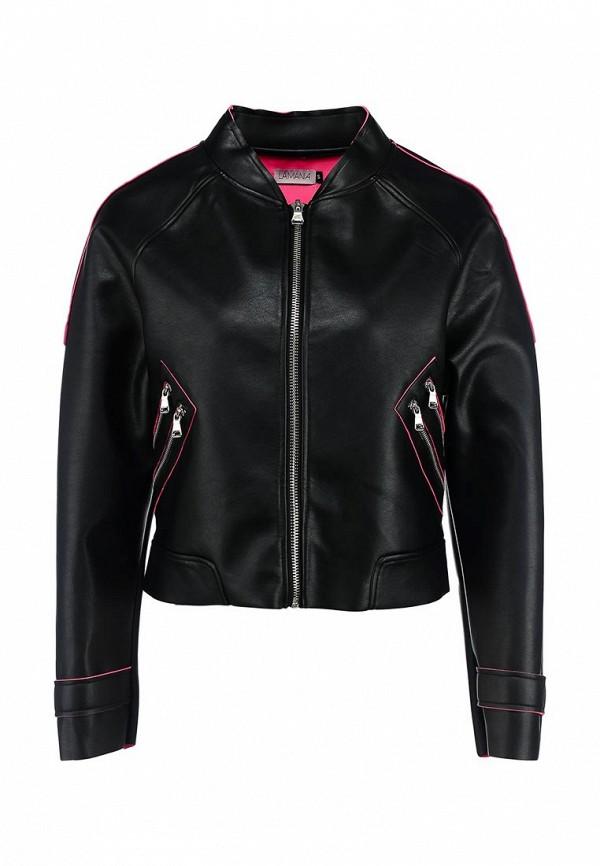 Куртка кожаная LAMANIA