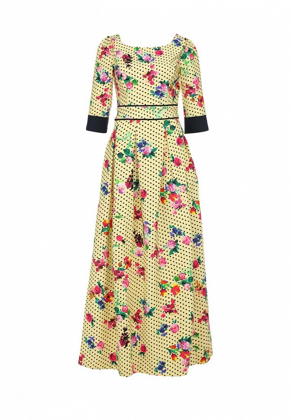 Платье-макси Lamania 15PY6048