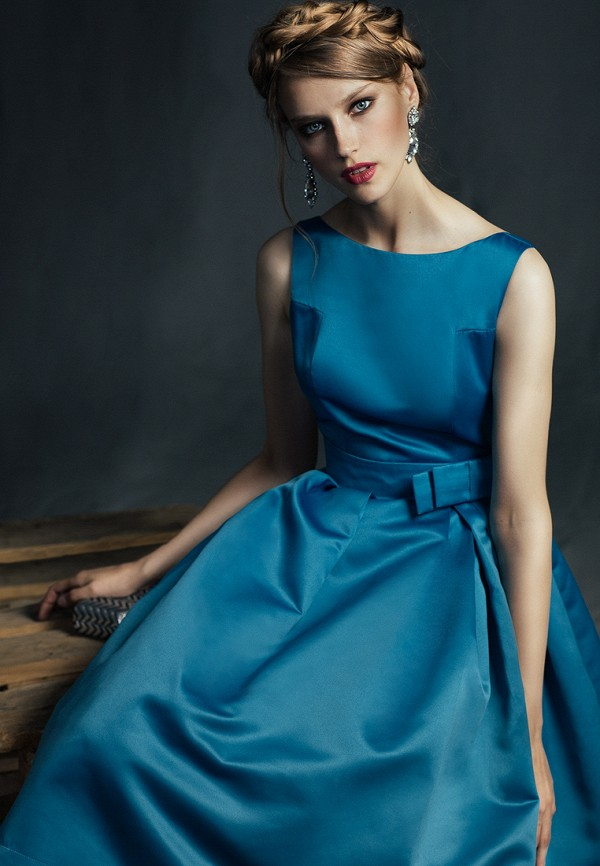 Платье-миди Lamania FW15LM10149-1