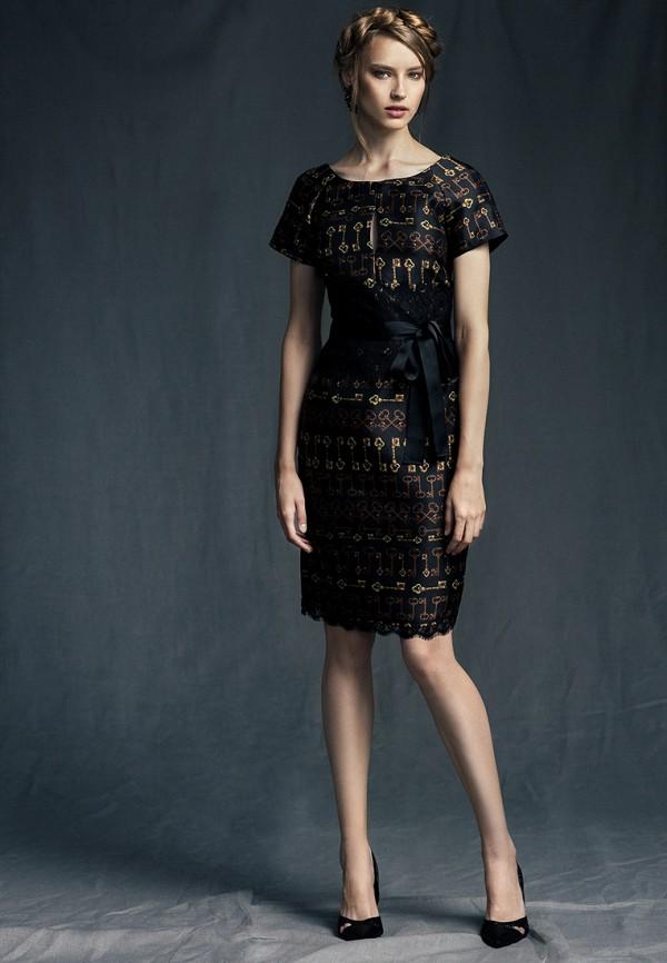Платье-миди Lamania FW15LM10034