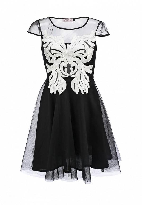 Платье-миди Lamania FW15LMNY1051