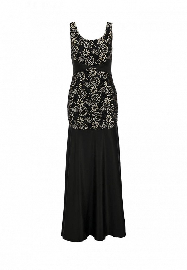 Платье-макси Lamania FW15LMNY1002