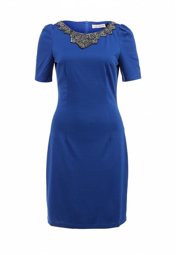 Платье-миди Lamania FW15LMNY1023