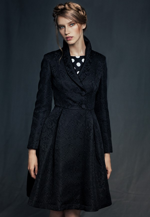 Платье-миди Lamania FW15LM10033