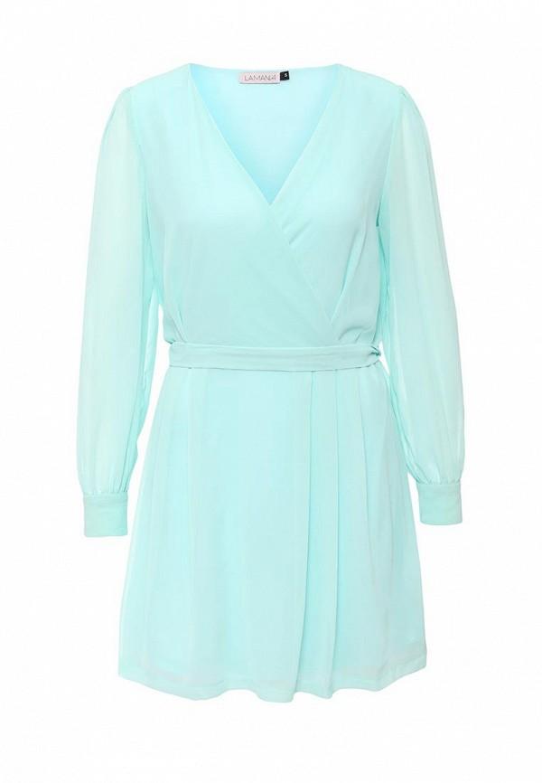 Платье-миди Lamania SS16LM1206