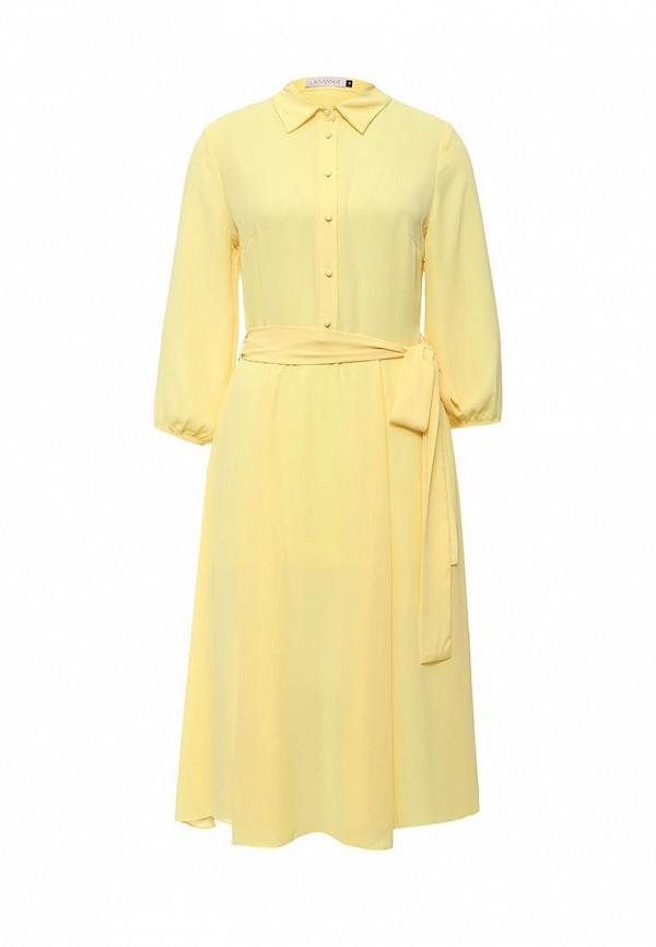 Платье-миди Lamania SS16LM1156