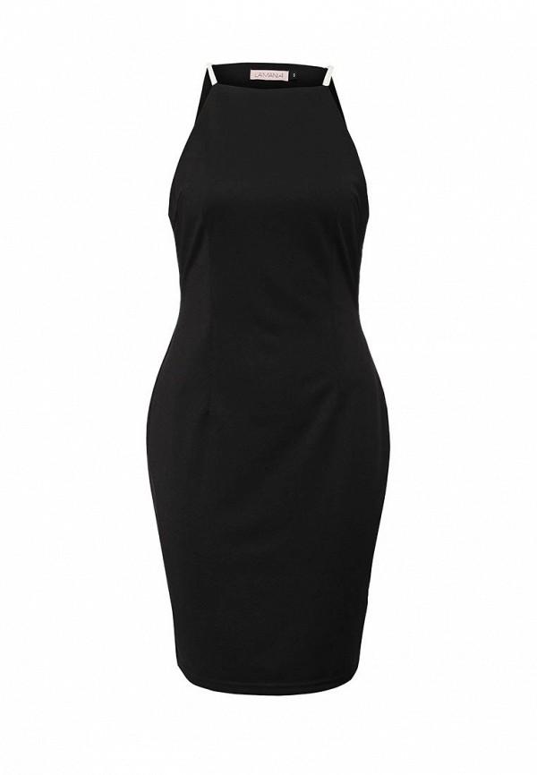 Платье-миди Lamania SS16LMP002-2