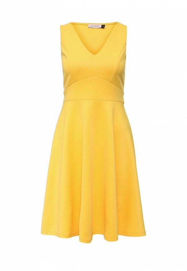 Платье-миди Lamania SS16LMP013