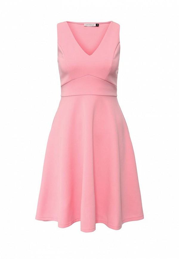 Платье-миди Lamania SS16LMP013-1