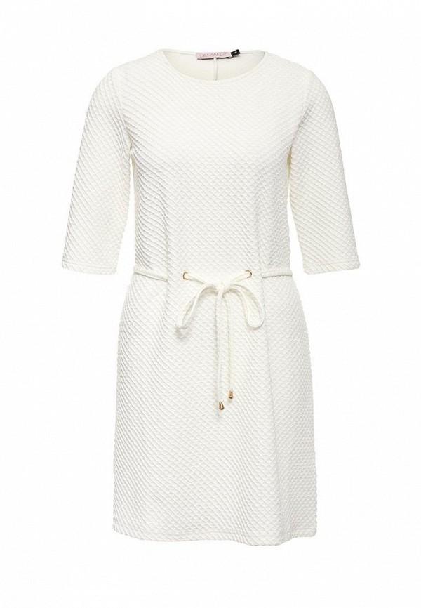 Платье-миди Lamania SS16LMP017-1