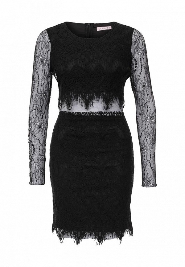 Платье-мини Lamania SS16LMS1022