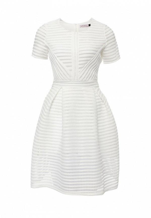 Платье-миди Lamania SS16LM1096-1