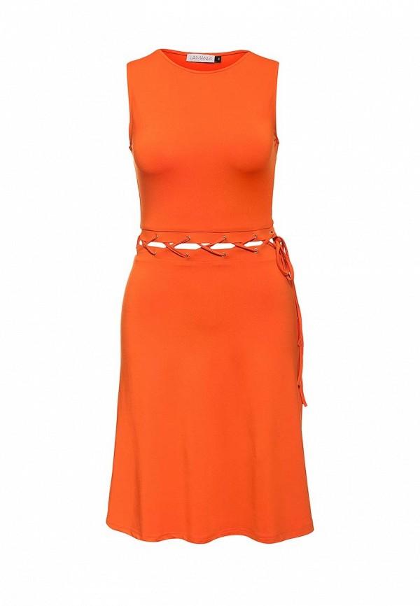 Платье-миди Lamania SS16LMP010-1