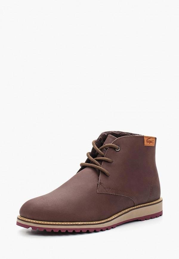 Ботинки Lacoste Lacoste LA038AWVAY24 ботинки la grandezza la grandezza la051awuzp39
