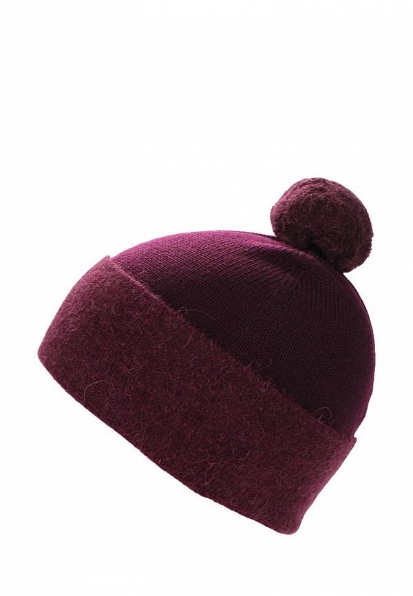 Купить Шапка Lacoste, LA038CUVKC05, фиолетовый, Осень-зима 2017/2018