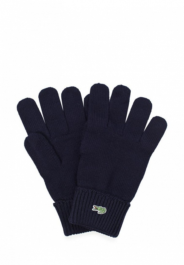 Мужские перчатки Lacoste (Лакост) RV4214166