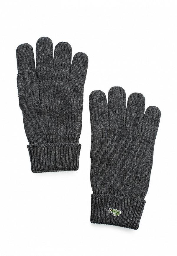 Мужские перчатки Lacoste (Лакост) RV421408H