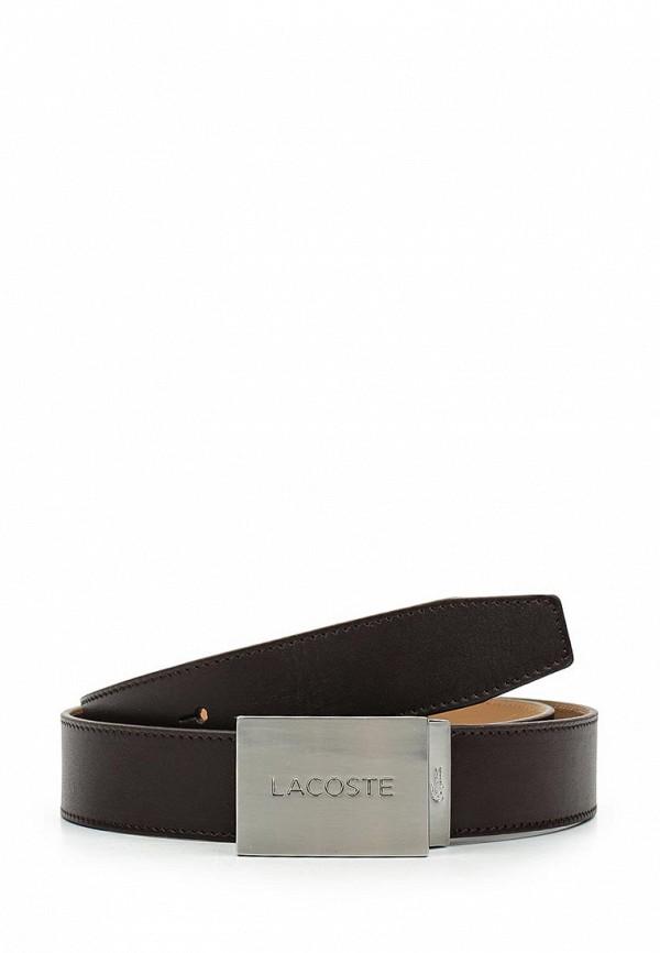 Ремень Lacoste Lacoste LA038DMVKB74 lacoste nf1887po904t00