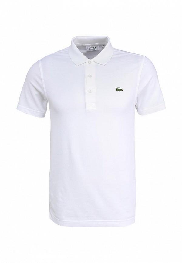 Мужские футболки поло Lacoste (Лакост) L1230001