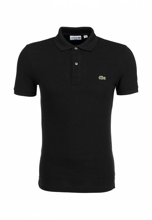 Мужские футболки поло Lacoste (Лакост) PH4012031