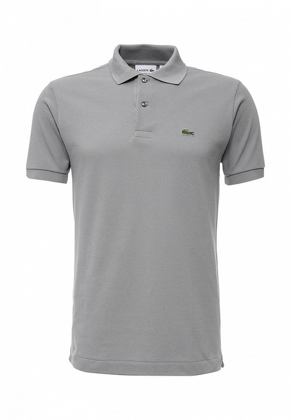 Мужские футболки поло Lacoste (Лакост) L1212KC8